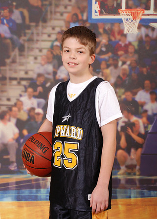 Kenny Storm Basketball 2012