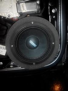 2008 Volkswagen Passat Wagon Rear Speaker Installation