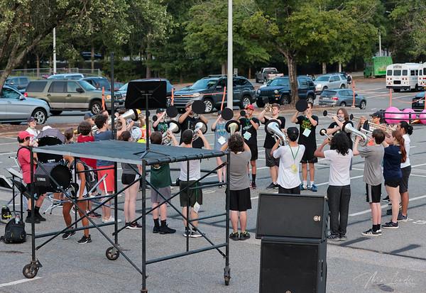 2021-08-12 Band Camp