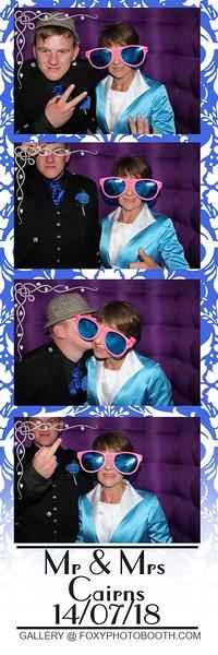 Mr & Mrs Cairns