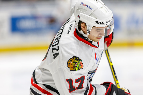 IceHogs vs Griffins 04-03-15