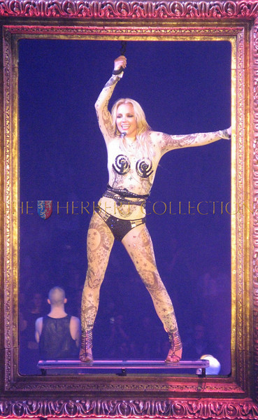 "Britney Spears ""Circus"" Concert 3/13/09"