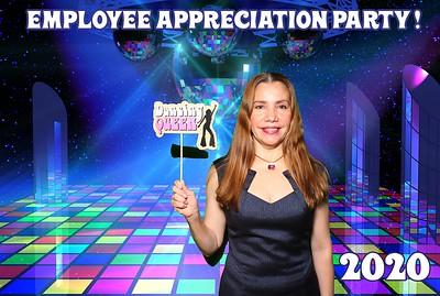 Hotel Healdsburg Employee Appreciation Party 2020