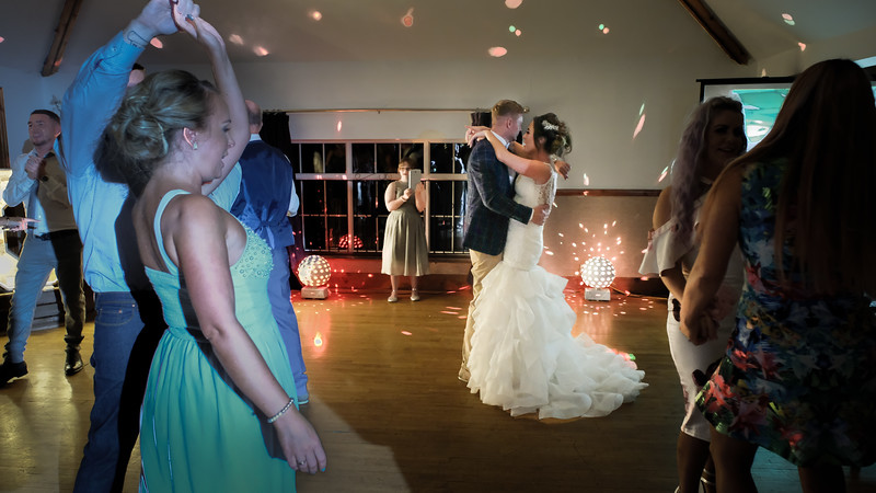 Congratulations Katie and Adam - The Stables Country Club, Bury