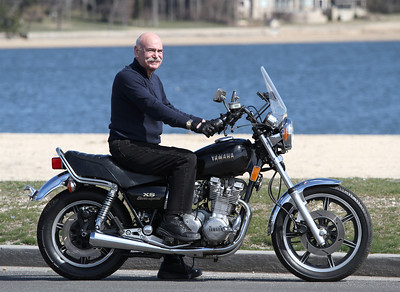 Bob's Motorcycle