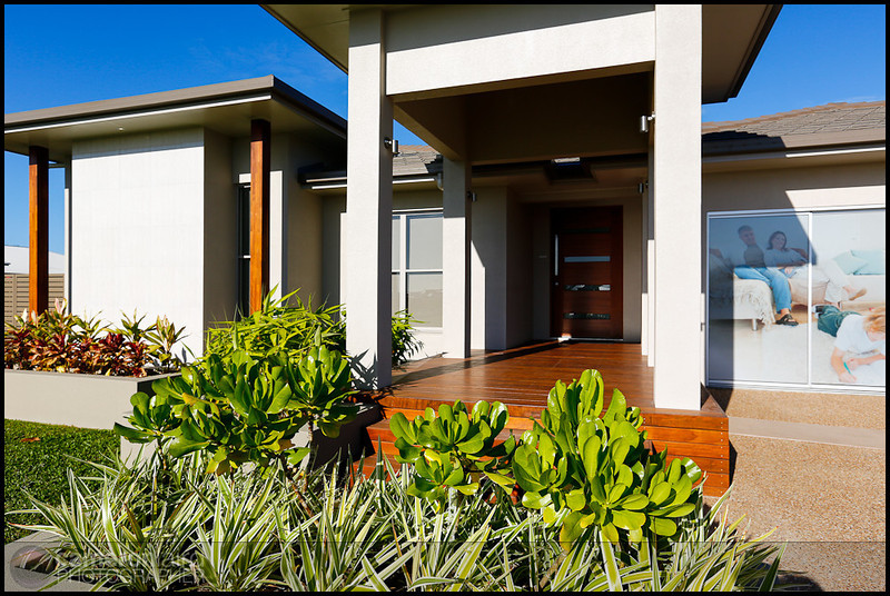 30 July 2013 Townsville, QLD - Serenity by New Home Solutions.  Stockland North Shore display village - Photo: Cameron Laird (Ph: 0418238811)