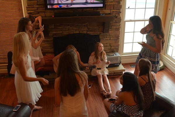 Ella's 7th Grade Dance