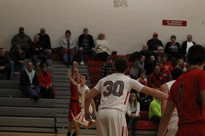 Boys' Basketball vs. Sandy Valley