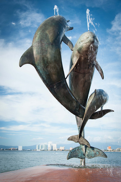 Sculpture, the Malecon