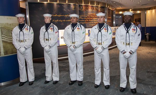 Navy Memorial - National POW/MIA Recognition Day (2019)