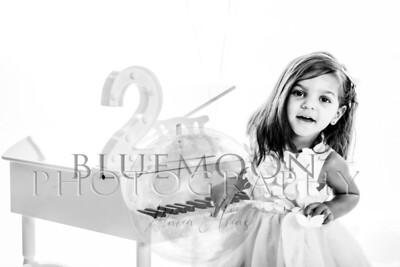 Ariya Melody's 2nd Birthday Photo Session
