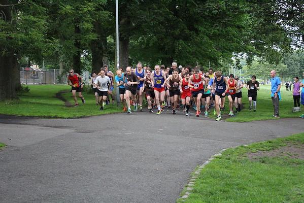 Sri Chinmoy 2 mile, Wed 20 July 2016, Edinburgh