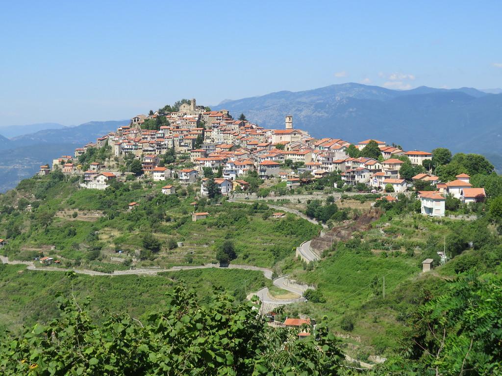 Prachtig Italiaans bergdorpje