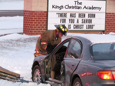 Point Lookout Rd @ Kings Christian Acadamy