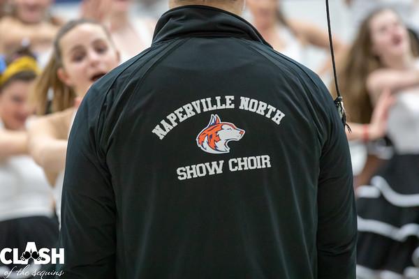 Naperville North-High Heeled Harmony (Rehearsal)