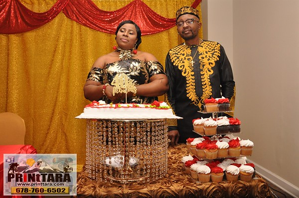Mrs. Sulaiman Turay 40th