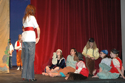 "MS ""Pirates of Penzance"" Practice & Performance"