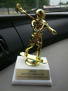 2013 U9 SMYLA Champions