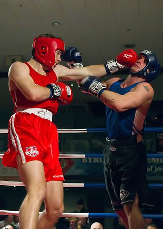 2011 October Lefthook Ryan Waters v Lee Oti + Undercard