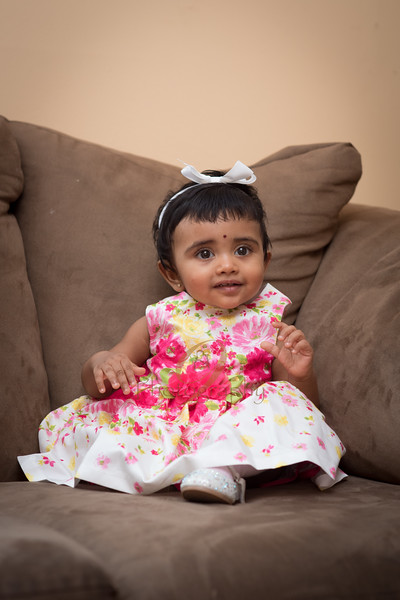 Aarathi turns One