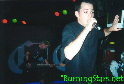 Good Charlotte @ Water Street Music Hall (Rochester, NY); 11/05/02