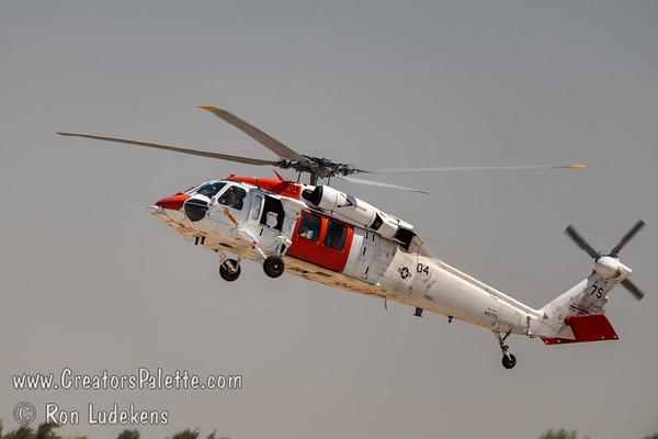 NAS Lemoore's Search & Rescue Demo