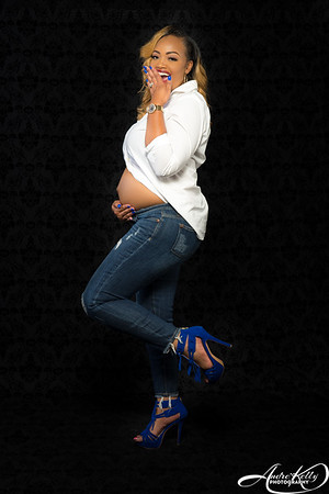 Patrice & Terry Walker Maternity