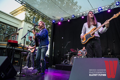 Cayucas at the Grove Summer Concert Series