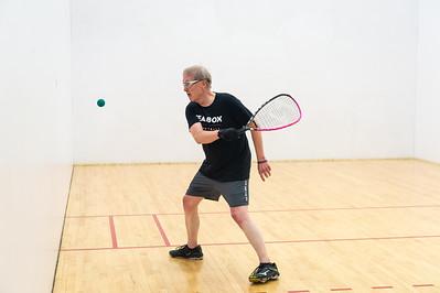 2018-10-27 Mens Age Singles - 60-65-70 Mark Baron over Wayne Toyne