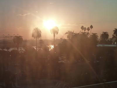 Day 1 - San Pedro/Embarkation