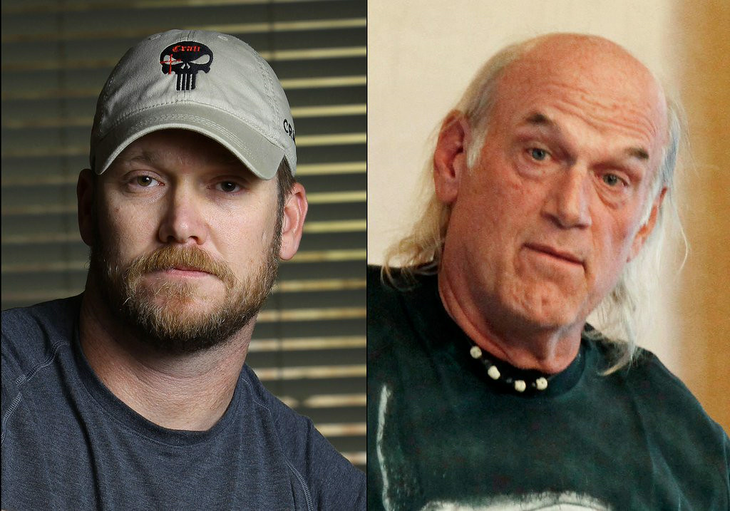". 7. JESSE VENTURA�S JURY <p>If you screwed up like they did, you�d be in hiding, too. (1) </p><p><b><a href=""http://www.twincities.com/crime/ci_26237278/jesse-ventura-wins-1-8m-defamation-case\"" target=\""_blank\""> LINK </a></b> </p><p>     (AP Photo/File)</p>"