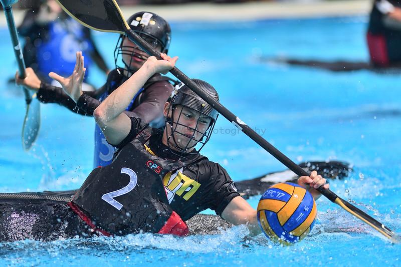 National Canoe Polo Championship 2017