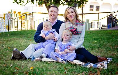 Eltringham Family Portraits