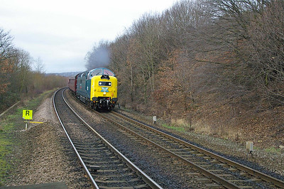 The Deltic Pioneer 23-2-08