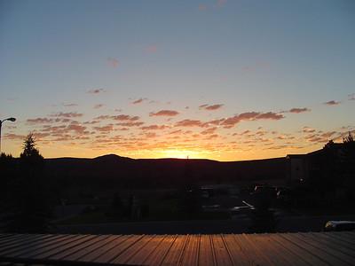 20040717 Sunrise, Snick