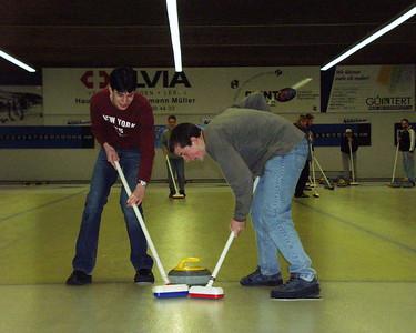 Curling Wildhaus