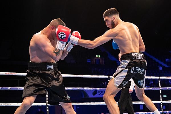 Hamza Shereaz vs Laidslav Nemeth