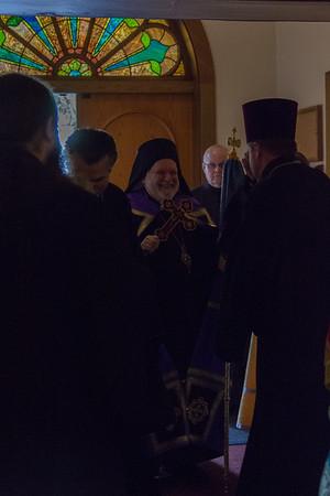 Hierarchical Liturgy