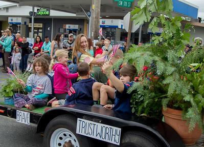 Grand Parade Set two