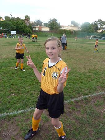 Katherine Soccer