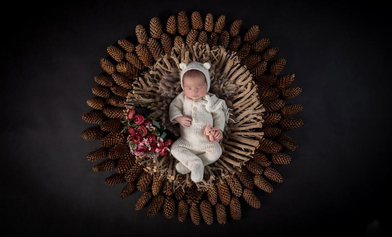Newborn Eva
