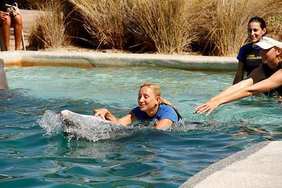 03-26-11 Lauren's Kids visits Miami's Seaquarium by Omar Vega