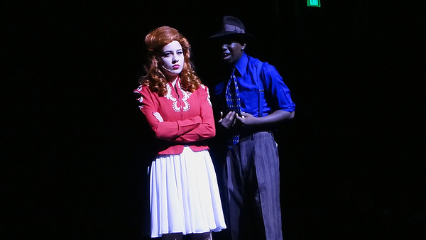 Ceila Ruskin Guys and Dolls