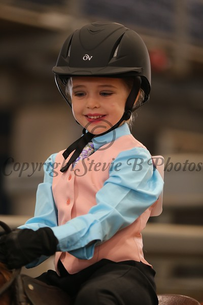 52. Academy W/T Equitation on Lead - 10 & Under