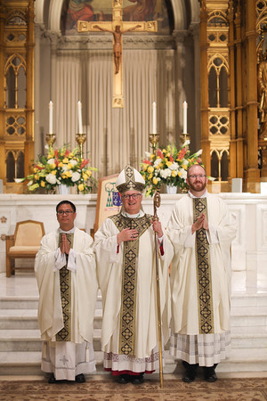 Ordination of Father Daniel M. Mahoney and Father Doan V. Nguyen