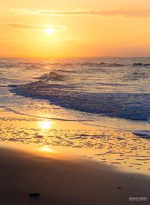 Sunrise-Yaupon Beach; Oak Island, NC