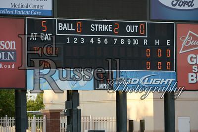 Trombly Braves vs. Albuquerque BA