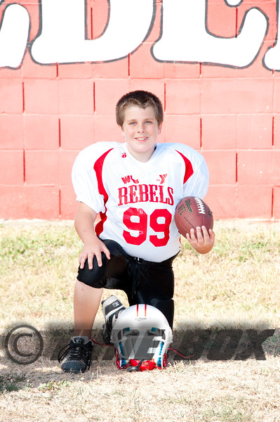 Riverdale Little Rebels Football Picts 2011