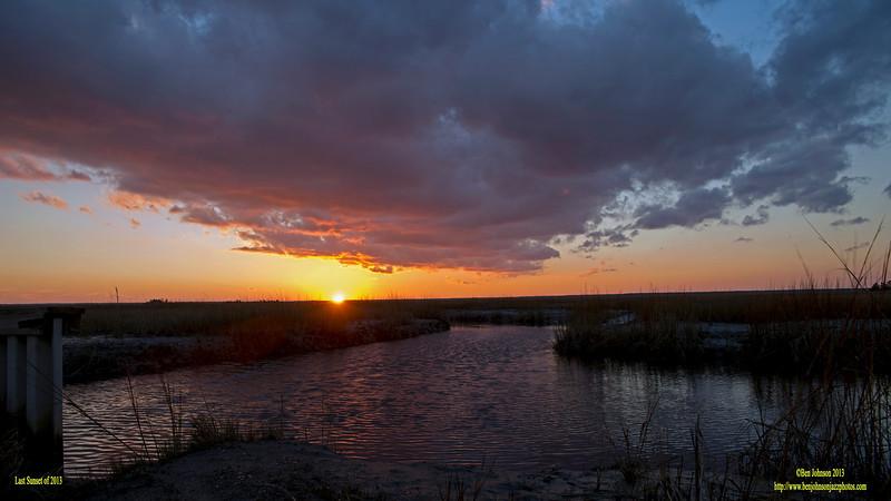 Vivid Sunsets