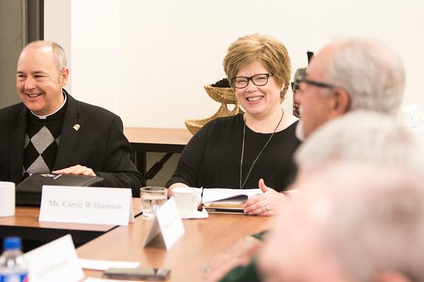 Graduates Luncheon and Alumni Board Meeting 2018